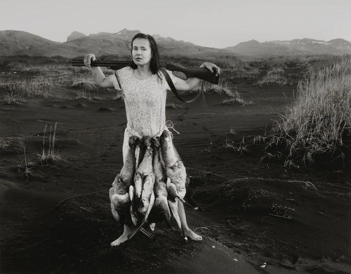 Agnieszka Sosnowska með sýningu í Ljósmyndasafni Íslands/Þjóðminjasafni